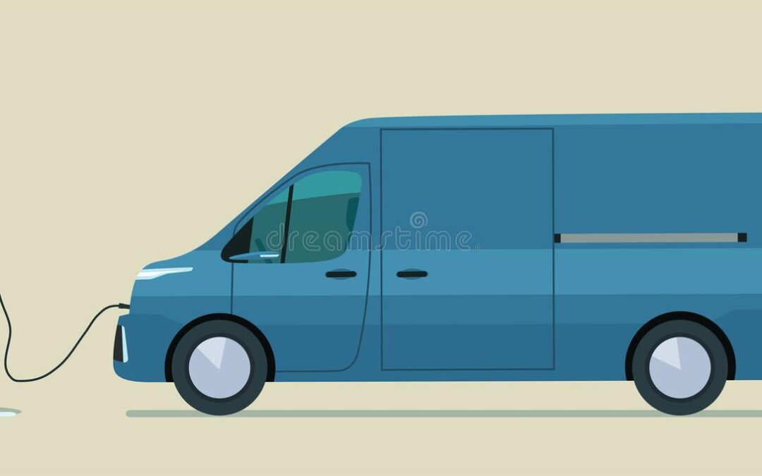 Can an electric van save me money?