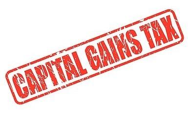 Capital Gains on rental properties
