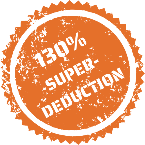 The super-deduction: how does it work?
